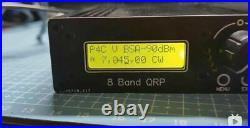 10/15/17/20/30/40/60/80m 8 Band SDR All Mode HF SSB QRP Transceiver Ham-USDR