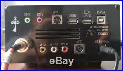 2018 KN-990 HF 30MHz Transceiver SSB/CWithAM/FM/DIGITAL IF-DSP Amateur Ham Radio