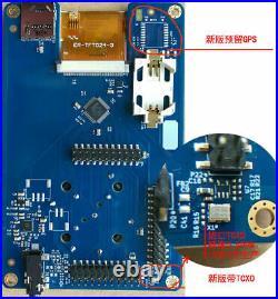 2019 Latest PORTAPACK + Metal Case + 0.5ppm TXCO For HACKRF ONE SDR Radio