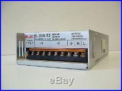 33 Amp 12 Volt DC 13.8V Regulated Power Supply 12V Real MegaWatt