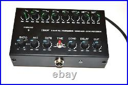 8Band Microphone Sound EQ Noise Gate TS-140 TS-430 TS-440 TS-930 TS-940 ham