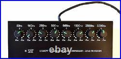 8Band Sound Equalizer Echo Compressor to YAESU Radio 8 pin mic transceiver FT