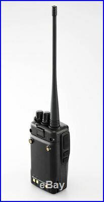 ALINCO DJ-MD5 Dual Band DMR 5W Part 90 Color LCD With GPS Ham Radio DMR