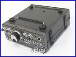 AS-IS Yaesu FT-757SX HF 100W Transceiver ALL mode HAM RADIO #1825.0302.11465
