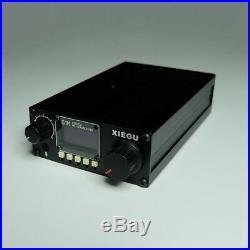 Amateur Radio XIEGU G1M SSB/CW 0.5-30MHz Moblie Radio HF Transceiver Ham QRP
