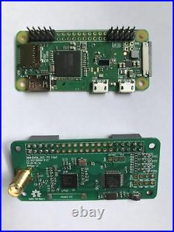 Assembled MMDVM Hotspot Support P25 DMR YSF + Raspberry pi +OLED +Antenna + Case