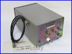 Beauty Kenwood TRIO Antenna Tuner AT-230 200W ham radio work #1978.1201.20468