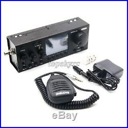 Built-in Battery RS-928 RTC 10W 1-30MHz HF QRP Transceiver SDR Transceiver TOP