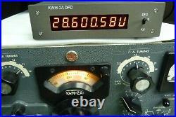 COLLINS KWM-2A DFD Digital Frequency FND Display