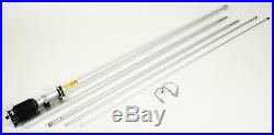 COMET CHA-250B Vertical base antenna for 6m-80m, 24ft