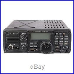 COM IC-7200 Portable radio, HF/6M, 100W SSB, CW transceiver