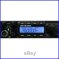 CRT SS 9900 V4 Ham Radio CB CTCSS Superstar Anytone 6666 10 11 12m Programmed