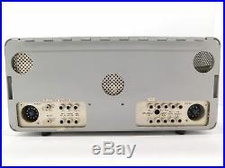 Collins KWM-2 SSB/CW Ham Radio Transceiver Winged Emblem Clean Cond SN 11887