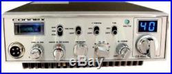 Connex 4600 Turbo Mobile 10 Meter Amateur Radio, 100W