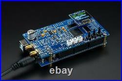 DDS AD9910 Arduino Shield 600MHz 1.5GSPS RF Signal Generator Low Spurs Harmonics