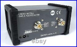Daiwa CN-501V SWR & Power Meter 140-525 MHz up to 200 Watts