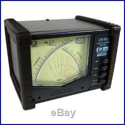Daiwa CN-901HP SWR & Power Meter 1.8-200 MHz up to 2000 Watts