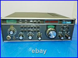 Drake TR7 HF Transceiver withOriginal Manual and Service Manual withAUX-7, NB-7, FA7