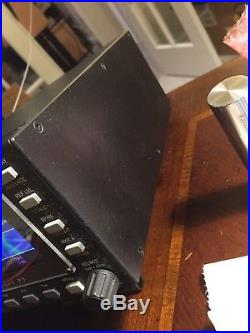 panadapter   Ham Radio Transceiver