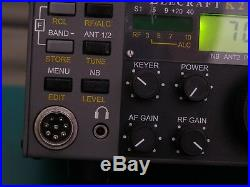 Elecraft K2/10 Hf Transceiver With Many Options, For Repair/restoration