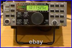 Elecraft K2 80 to 10 meter transceiver