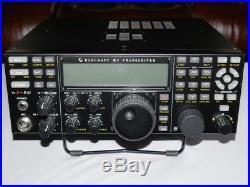 Elecraft K3 HF/6M 100W DSP Amateur Transceiver, K3S upgrades, 3 Filters, Mint