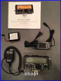 Elecraft KX-2. Transceiver