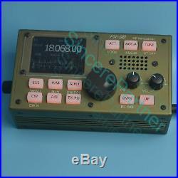 Express ship FX-9b HF 0-30W TRANSCEIVER LSB/USB/CW QRP HAM Amateur Radio Green