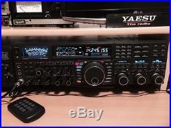 FTdx5000 Yaesu Transceiver