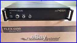 Flex-6300 HF SDR Transceiver with ATU, Handles, Mic, Power Cable & Smart SDR CD