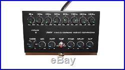 For YAESU radio Sound EQ Noise Gate FTDX-1200 FTDX-3000 FTDX-5000 FT-950 FT-2000