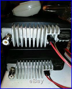 GMRS Ham prepper 30w CDR700 UHF 4ch. Repeater R split 403-470mHZ & free prog