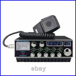 Galaxy DX 98VHP 10 Meter Amateur Mobile Radio With Starlight Faceplate