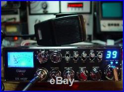 Galaxy Dx-44hp Radio, Mosfet Dual Finals, Hi Rec(skip Talking^^^sky Walker)