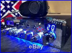 General Lee 10 Meter Radio-BLUE NITROS + PERFORMANCE TUNED + RECEIVE ENHANCED