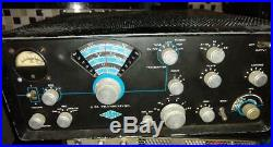 Gonset G-76 HF Transceiver Vintage Ham Radio