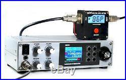 HBR2HF 100W Dual Band HF Transceiver (80m + 40m)