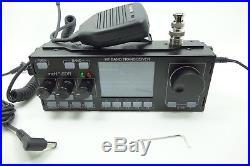 HF SDR Transceiver QRP Ham Radio with case V6 Full tested