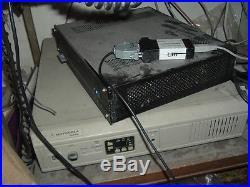 HI-PRO MOTOROLA DESKTRAC UHF 440 MHZ 70cm HAM RADIO ASTERISKS ALLSTAR REPEATER