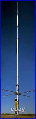 HUSTLER G7-144 Vertical Antenna, 2m, 600W, 15'4