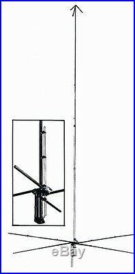 HYGAIN SPT-500 Vertical Antenna, 10/12m 1.5KW