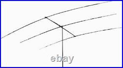 HYGAIN TH-3JRS Yagi antenna, 10/15/20m, 3 element