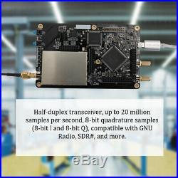 HackRF One 1MHz to 6GHz Software Defined Radio Platform Development Board T9Q0