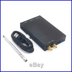 Hack 1 MHz to 6 GHz SDR Platform Software Defined Radio +CASE +ANT