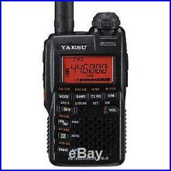 Handheld Transceiver Yaesu VX-3E Dual Band