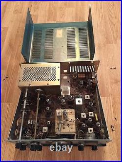 Heathkit HW-100 Ham Radio Transceiver Good Shape