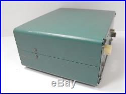 Heathkit HW-8 80-15 M QRP CW Ham Transceiver +Power Cord SN 05716 (Modified)