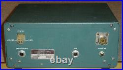 Heathkit HW-8 CW QRP Transceiver, working