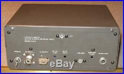 Heathkit HW-9 QRP CW Transceiver, working
