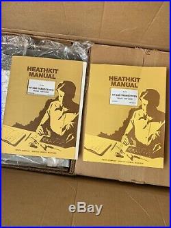 Heathkit Unbuilt Hw-5400 Ham Radio Transceiver Kit Never Unpacked